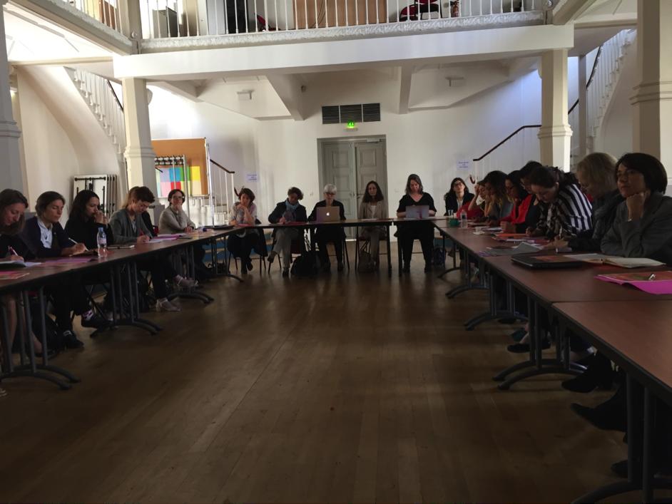 Première journée de formation co-organisée par l'AFDESRI et les universités du Grand Paris (GPU)