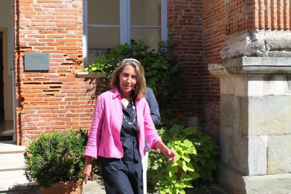 Hommage à Hélène Bernard