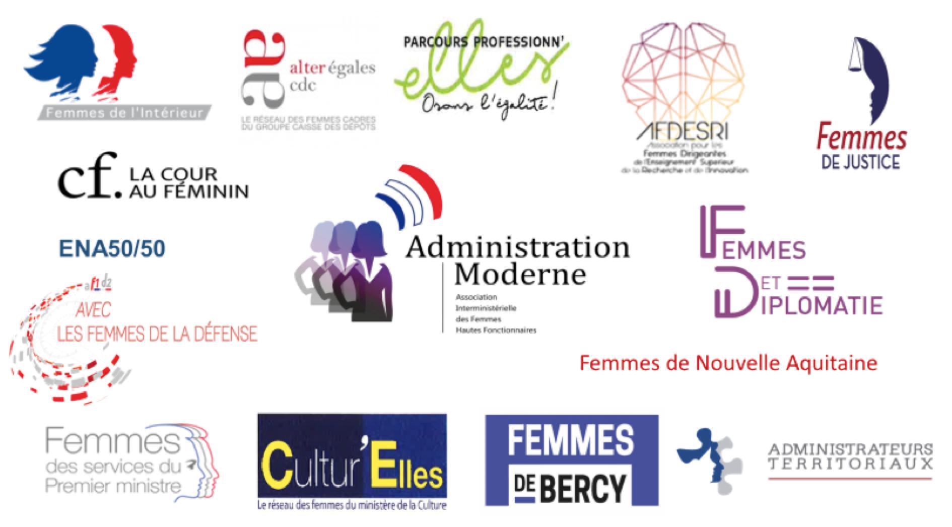 Les réseaux féminins écrivent à Olivier Dussopt et à Marlène Schiappa