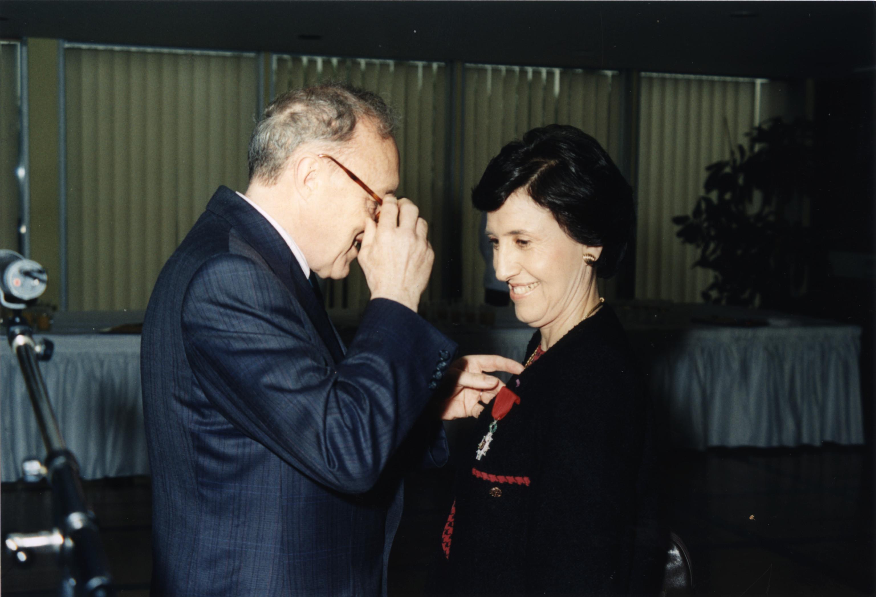 Hommage à Claudine Hermann, première professeure nommée à polytechnique
